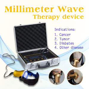 The Newest Millimeter Wave Therapy Instrument Device