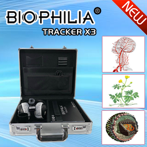 The Newest Biophilia Tracker with 4D Scanner on Sale.
