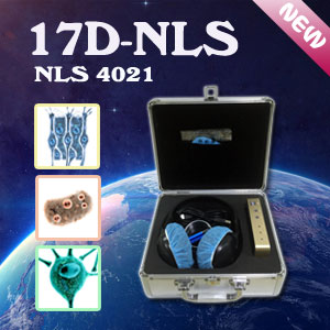 The Newest 17D NLS Health Analyzer on sale.