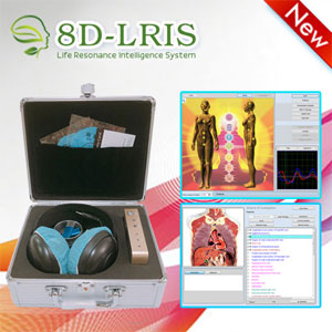 The Newest 8D-LRIS Health Analyzer