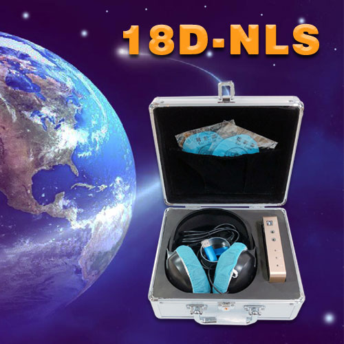 The Newest 18D-NLS Bioreosnance Machine with Chakra and AURA healing
